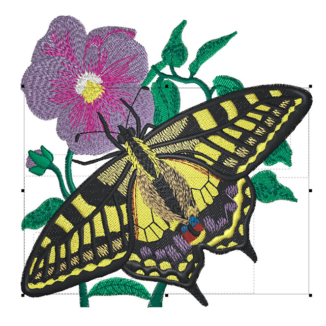 embroidery machine digitizing software